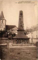 Apchon - Le Monument aux Morts - Apchon