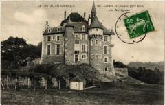 Antignac - Chateau de Couzans - pres Antignac - Antignac