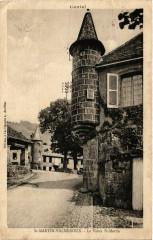 Cantal - Saint-Martin-Valmeroux - Le Vieux Saint-Martin - Saint-Martin-Valmeroux