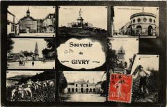 Souvenir de Givry - Givry