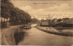 Montceau-les-Mines - Le Canal - Montceau-les-Mines