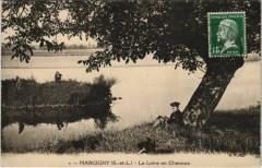 Marcigny - La Loire en Chenoux - Marcigny