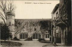 Saint-Point - Entrée du Chateau de Lamartine - Saint-Point