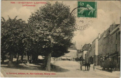 Saint-Gengoux le-National La Promenade - Saint-Gengoux-le-National