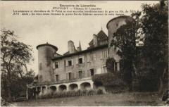 Saint-Point - Chateau de Lamartine - Saint-Point