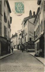 Tournus - Rue du Nord - Tournus