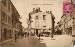 Tournus - Place Lacretelle - Tournus