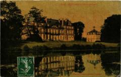Genelard Chateau de Croix France - Génelard