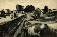 Saint Yan Le Pont sur l'Arconce France - Saint-Yan