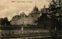 Blanzy Chateau du Plessis France - Blanzy