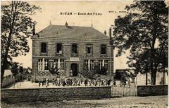 Saint Yan Ecole des Filles France - Saint-Yan