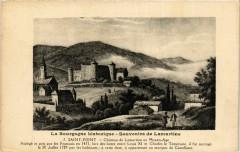 Saint-Point Chateau de Lamartine France - Saint-Point