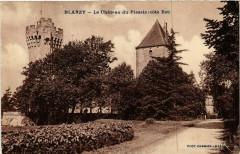 Blanzy Le Chateau du Plessis France - Blanzy