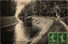 Genelard La Tranchee France - Génelard