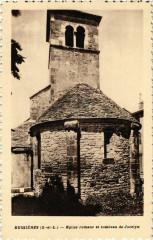 Bussieres Eglise romane et tombeau de Jocelyn France - Bussières