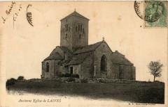 Ancienne Eglise de Laives France - Laives