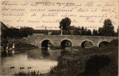 Genouilly Pont sur la Guye France - Genouilly