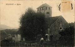 Sologny Eglise France - Sologny