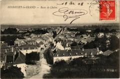 Sennecey le Grand Route de Chalon France - Sennecey-le-Grand