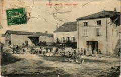 Verze Place du Champ de Foire France - Verzé