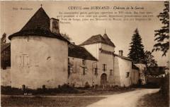 Curtil sous Burnand Chateau de la Serree France - Burnand