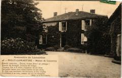 Milly Lamartine Maison de Lamartine France - Milly-Lamartine