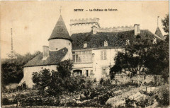 Dettey Le Chateau de Valvron France - Dettey