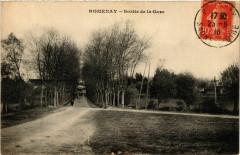 Romenay Sortie de la Gare France 71 Romenay