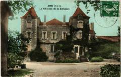 Ige Le Chateau de la Bruyere France - Igé