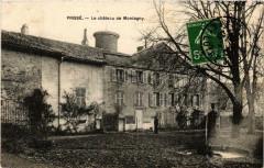 Prisse Le chateau de Montagny France - Prissé
