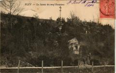 Fley La Sainte des neuf Fontaines France - Fley