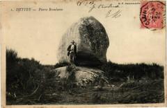 Dettey Pierre Branlante France - Dettey