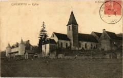Chenoves Eglise France - Chenôves
