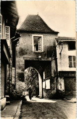 Romenay Porte de Ville France 71 Romenay
