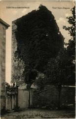 Semur-en-Brionnais - Tour Saint-Hugues - Semur-en-Brionnais