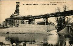 Montceau-les-Mines - Le nouveau puits des Alouettes - Montceau-les-Mines
