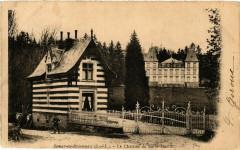 Semur-en-Brionnais - Le Chateau de Saint-Martin - Semur-en-Brionnais