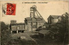 Montceau-les-Mines - Puits Jules-Chagot - Montceau-les-Mines