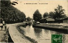 Montceau-les-Mines - Un coin du Canal - Montceau-les-Mines