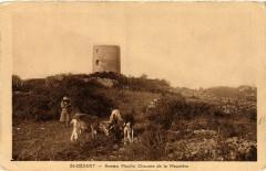 Saint-Desert - Ancien Moulin Chaume de la Meunere - Saint-Désert