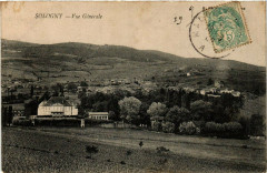 Sologny - Vue générale - Sologny