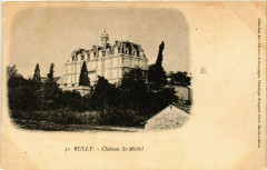 Rully - Chateau Saint-Michel - Rully