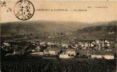 Saint-Gengoux-le-National - Vue générale - Saint-Gengoux-le-National