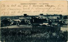 Semur-en-Brionnais - Vue générale - Semur-en-Brionnais