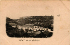 Rully - Agneux et les Gorges - Rully