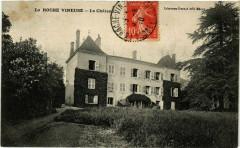 La Roche-Vineuse - Le Chateau - La Roche-Vineuse