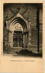 L'Hopital-le-Mercier - Portail de l'Eglise - L'Hôpital-le-Mercier