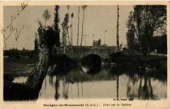 Savigny-en-Revermont - Pont sur la Valliere - Savigny-en-Revermont
