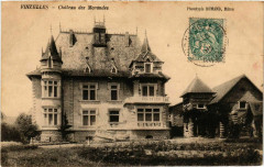 Vinzelles - Chateau des Morandes - Vinzelles