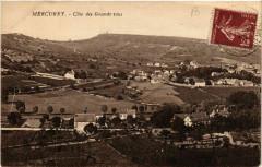 Mercurey - Cote des Grands vins - Mercurey